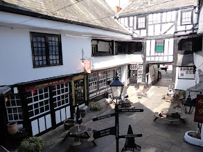 Photo: The old New Inn of Gloucester