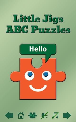 Little Jigs ABC Puzzles