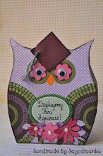 Photo: OWL CARD 1