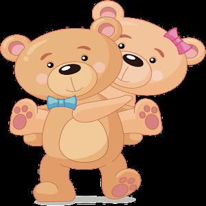 Teddy Bear Emoji(Stickers)