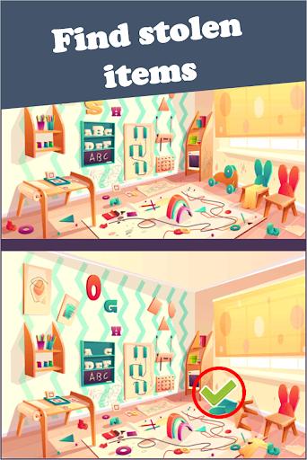 Whats stolen - Find the Difference & Hidden Object apktram screenshots 3