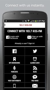 103.7 KISS-FM - Milwaukee- screenshot thumbnail