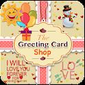 Greeting Card Shop icon