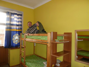 Photo: The 6 bed dorm room.