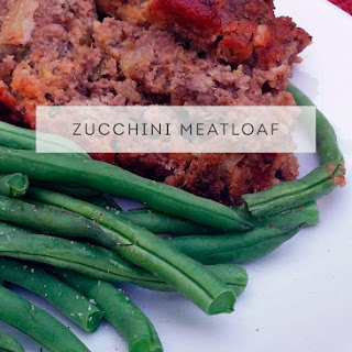Hide the Zucchini Meatloaf
