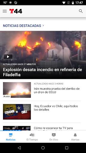Telemundo 44 screenshot 2