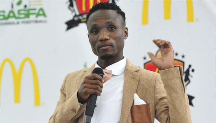 Soccer star Teko Modise is in trouble with the taxman.