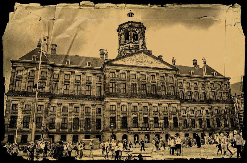 Palazzo reale, Amsterdam di stefytina