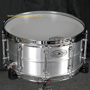 "14"" x6,5"" Pearl Sensitone Aluminium - STA1465-AL"
