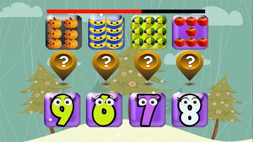 無料教育Appのクリスマスカウント加算数学|記事Game