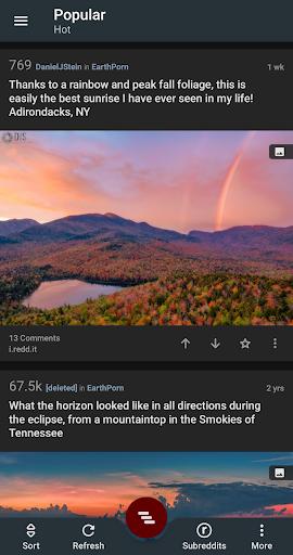 Relay for reddit (Pro) screenshot