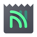 Newsfold | Feedly RSS reader icon