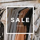 End of Summer Clothing Sale - Instagram Post item