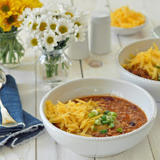 Ground Sirloin Chili Recipes