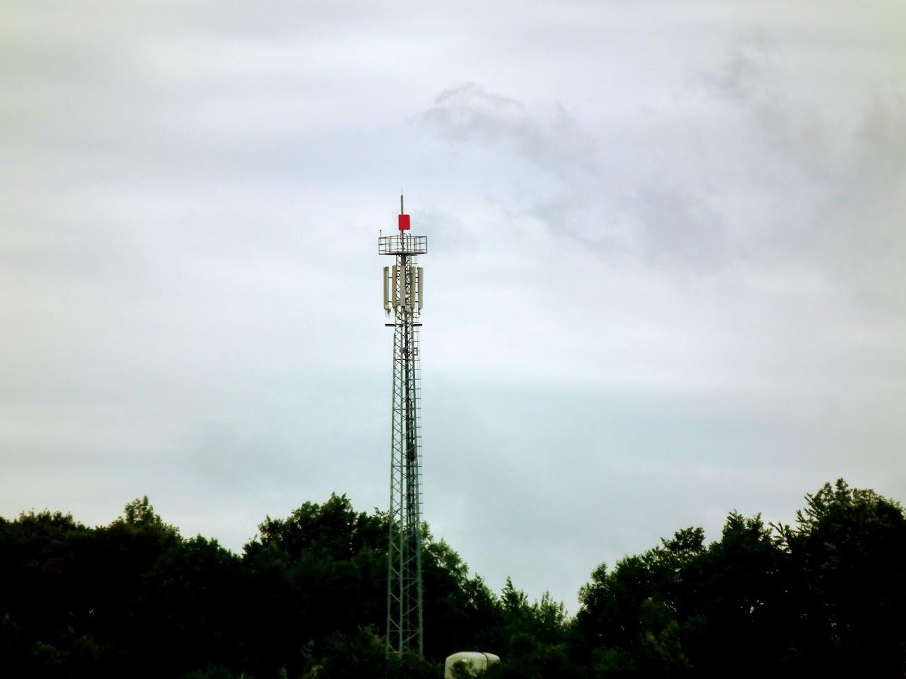 Pénzesgyőr/Gombás-hegy - DVB-T gapfiller