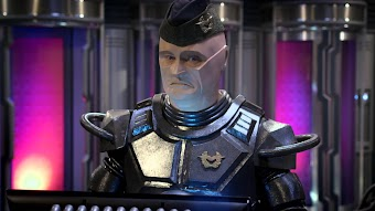 Season 10, Red Dwarf X - Trojan