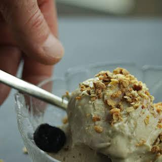 Cocoyam (Taro Root) Ice Cream.