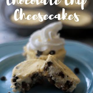 KETO Chocolate Chip Cheesecake Muffins Recipe