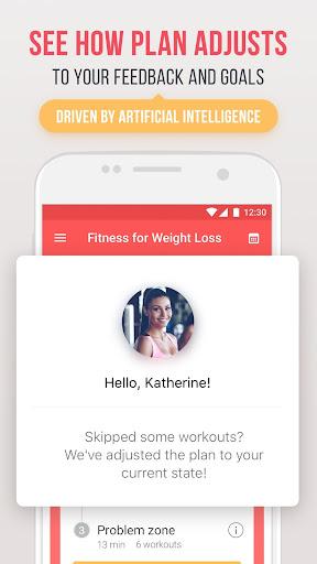 Weight Loss Fitness 1.3 screenshots 5