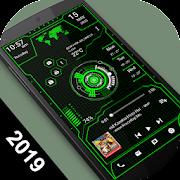 Innovative Launcher 2019 - High-tech theme
