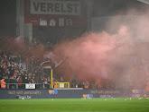 Les supporters liégeois qui ont perturbé le match Malines-Standard feront l'objet d'un procès-verbal