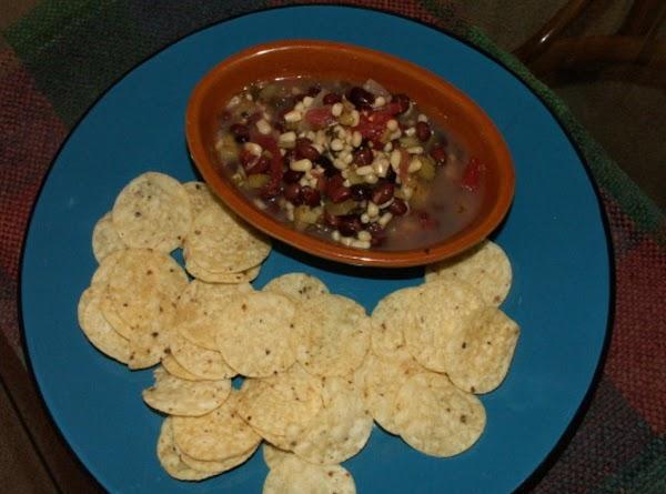 Jose's Black Bean Salsa Recipe