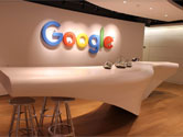 Google's Asia Pacific Office in Seoul, South Korea.