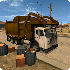 Garbage Truck Simulator 16 for PC and MAC