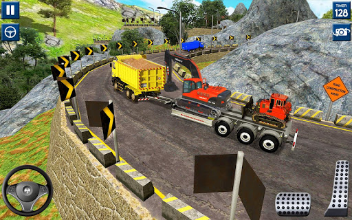 Heavy Excavator Simulator 2020: 3D Excavator Games filehippodl screenshot 15