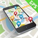 GPS Navigation & Direction icon