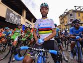 Alejandro Valverde koestert zijn tweede plaats in Ronde van Valencia
