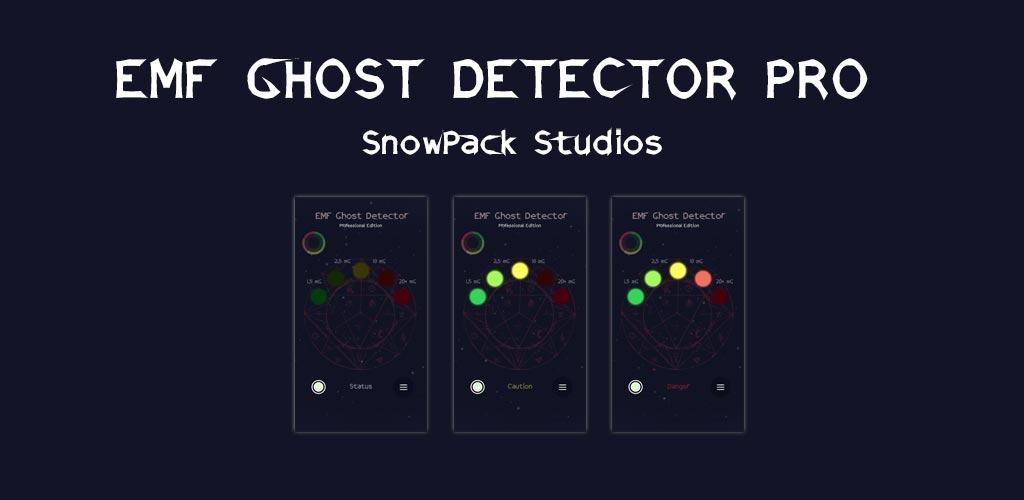 Emf Ghost Detector Pro 0 Apk Download Com Snowpackstudios