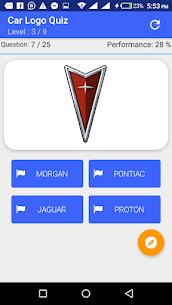 My Passion Car- Logo Quiz Game 4