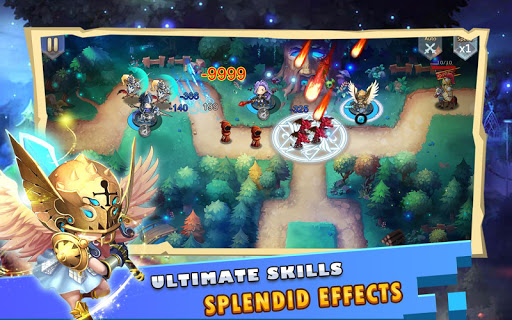 Lords Watch: Tower Defense RPG apktram screenshots 5