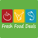 Fresh Food Deals New icon