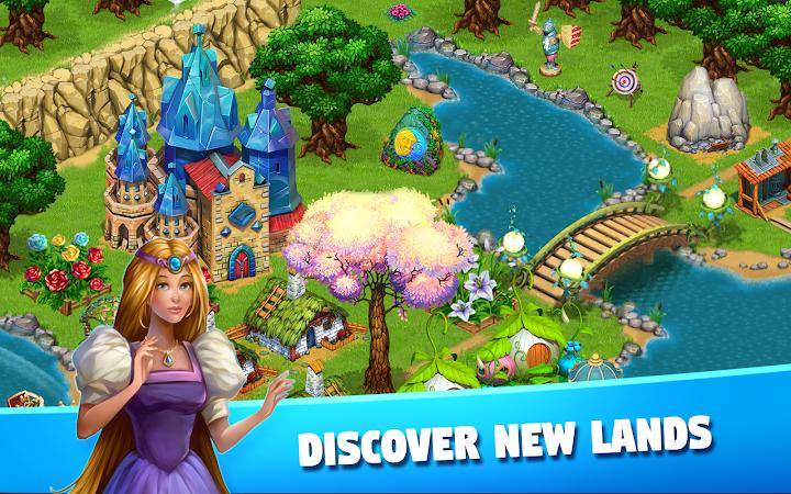 Fairy Kingdom: World of Magic v2.2.1 [Mod]