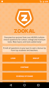 Zookal: Free Practice Reviewer- screenshot thumbnail