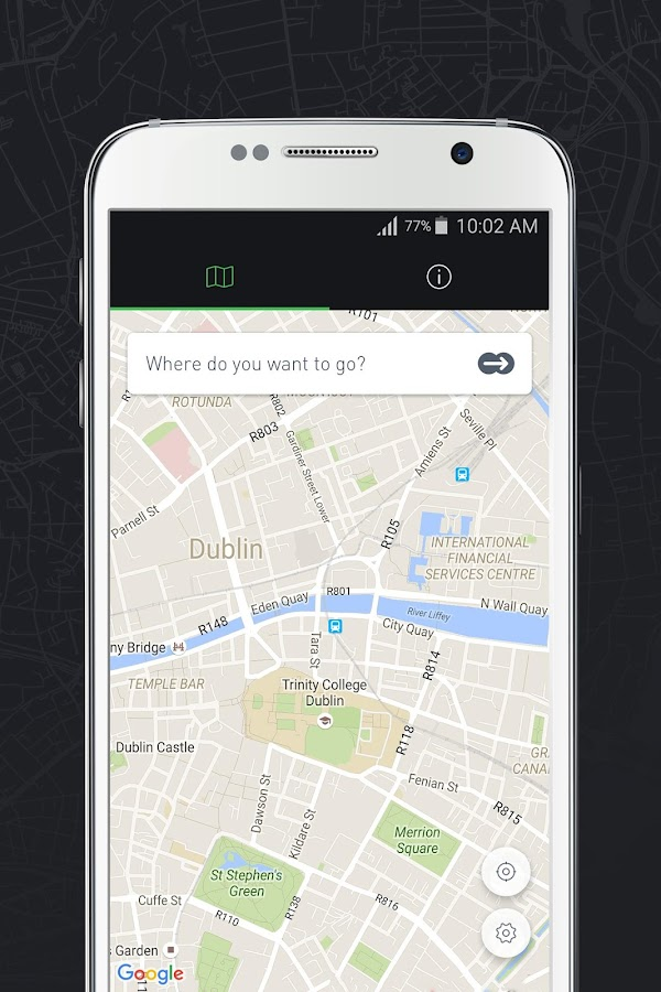 moovel - Transit, Car2go, Taxi- screenshot