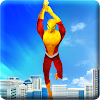 Flying Spider Hero: Rope Superhero Rescue Mission