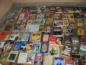Photo: My book collection from 33rd and 34th Chennai book fair. (117 books... only... )