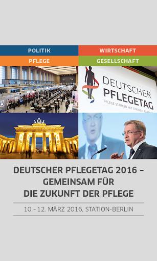 Deutscher Pflegetag 2016