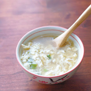 Chinese Egg Drop Soup