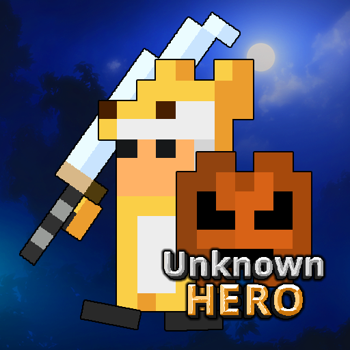 Unknown HERO - Item Farming RPG. APK Cracked Download
