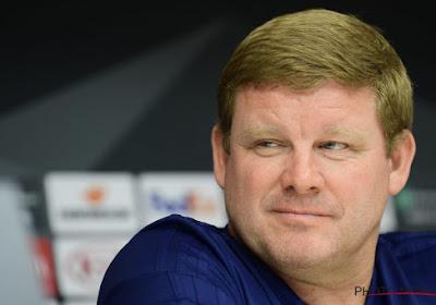 Hein Vanhaezebrouck spreekt over de challenge van Anderlecht en zet aanvaller uit de wind