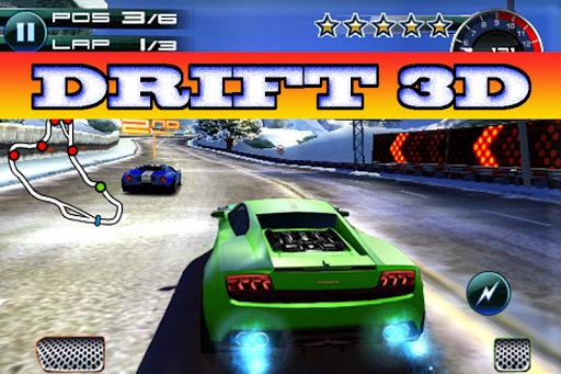 Drift Racing-Ultimate 3D