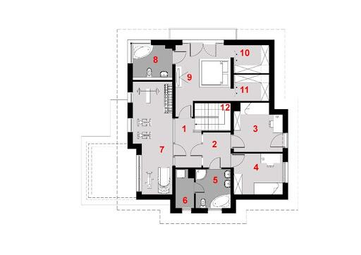 D109C - Rzut piętra
