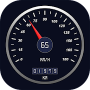 Speedometer HD - Digital GPS Speedometer