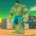 Monster Hunk Hero City Battle icon