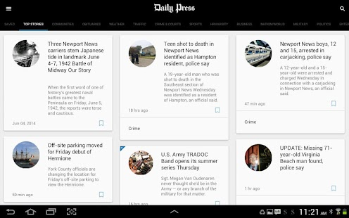 Daily Press- screenshot thumbnail