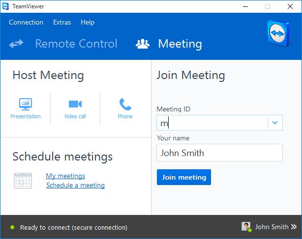 Bộ phần mềm điều khiển máy tính từ xa TeamViewer full